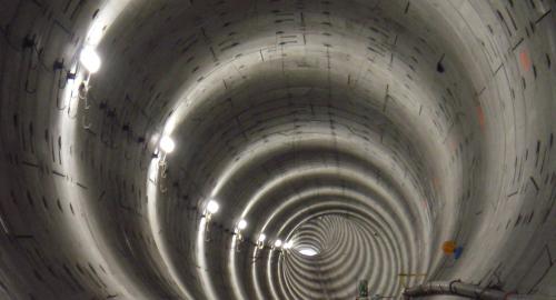 Tunnel sottomarini simili a quelli presenti su Marte: mistero relativo alla loro origine